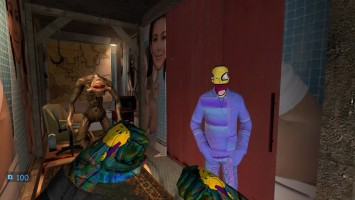 "Half-Life 2 ""So I installed a mod for halflife 2...The Divine Comedy"""