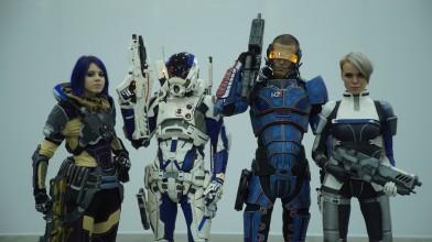 Mass Effect на ИгроМире