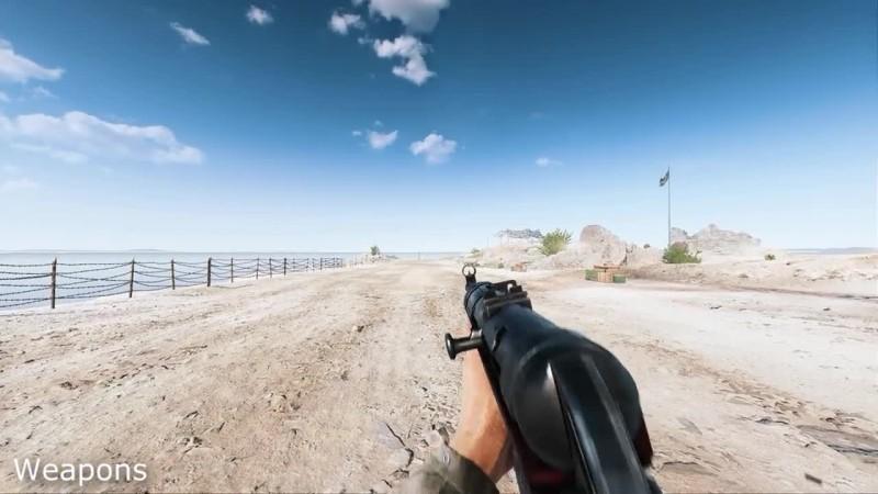 Battlefield 5 против Battlefield 1942 - Сравнение графики