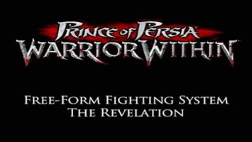 Prince of Persia: Warrior Within (Free-Form Fighting System)