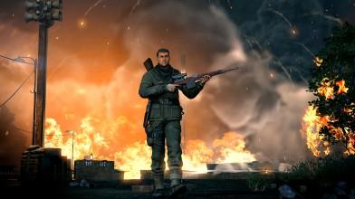 Страница ремастера Sniper Elite V2 появилась в Steam