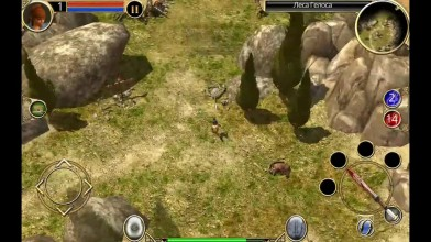 Titan Quest - Игровой опыт и есть ли минусы на Android и iOS