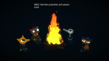 Музыка из Lost Constellation и Night in the Woods.