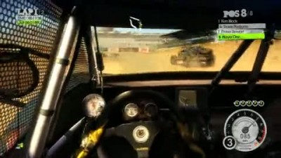 "DiRT 2 ""Dirty Racing Gameplay"""