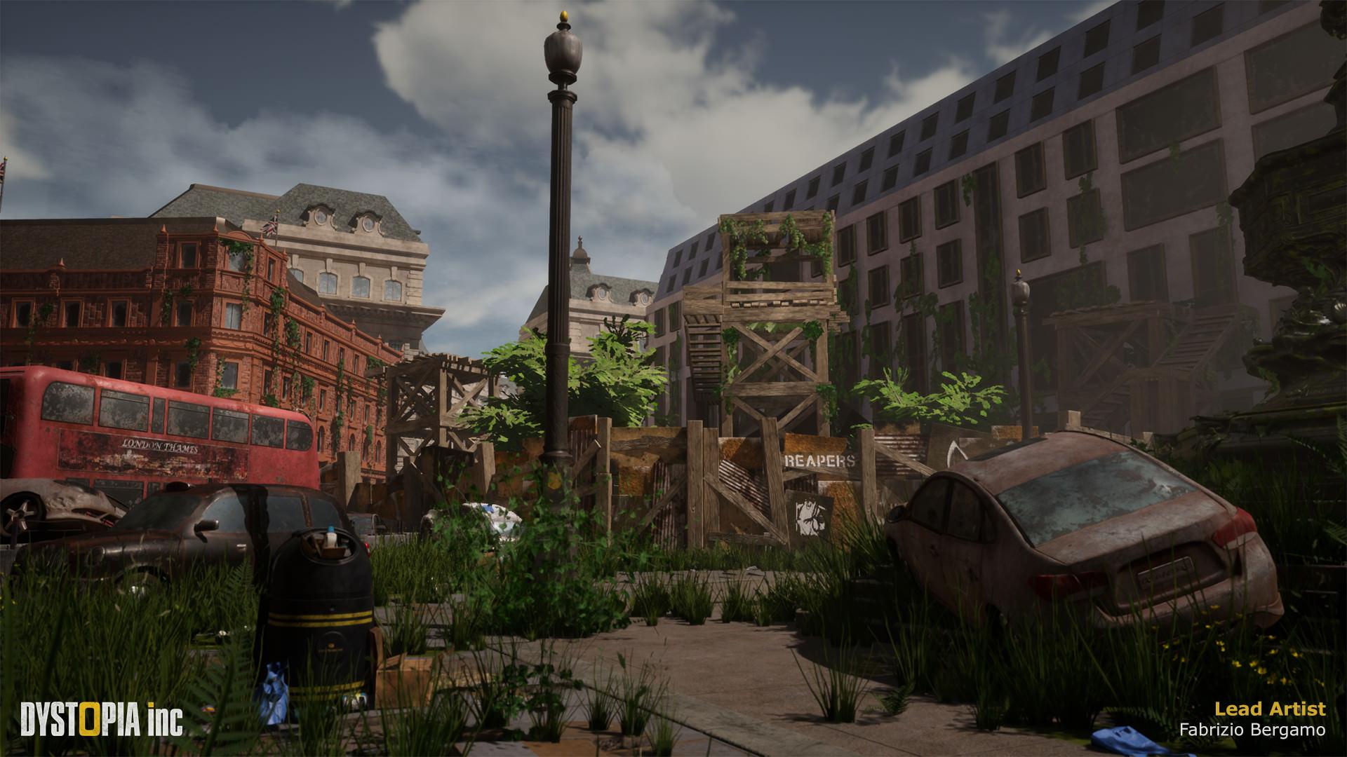 Десять студентов создали сцену The Last of Us на Unreal