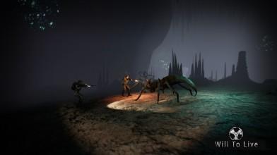 В игре появились костры, новые локации и добыча ресурсов