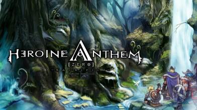 Heroine Anthem Zero выйдет на Nintendo Switch