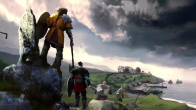 "Expeditions: Viking ""Дебютное видео"""