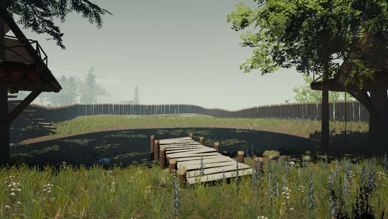 The Forest: Save Game (Camp Created) [0.52b]