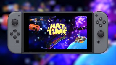 A Hat in Time Выйдет на NS