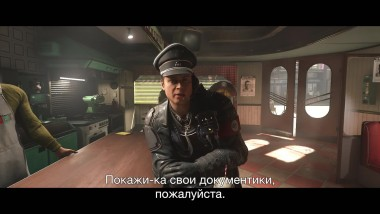 Wolfenstein 2: The New Colossus - удвоенная мощь