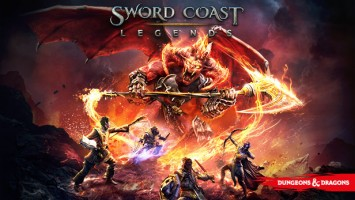Олдскульная RPG Sword Coast Legends вышла на PC, Mac и Linux