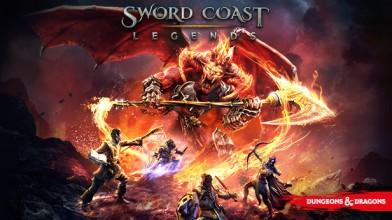 Олдскульная RPG Sword Coast Legends вышла на PC, Mac и Linux