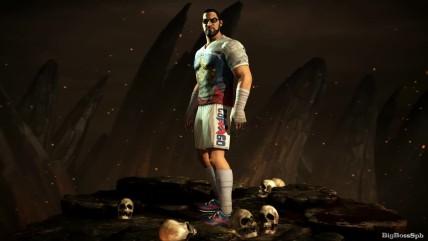 "Mortal Kombat XL ""Мод Русский Джонни (Ссылка на мод в описании)"""