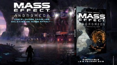 Mass Effect: New World и официальный артбук по Mass Effect: Andromeda