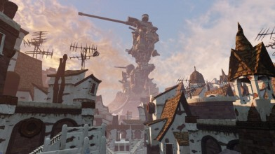 На PS3 и PS4 выйдет олдскульный шутер Tower of Guns