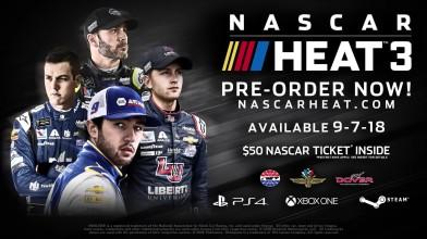 NASCAR Heat 3 - Заезды по классической американской трассе
