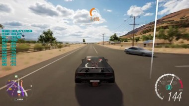 Forza Horizon 3 : UWP RivaTuner Overlay Support FPS Test R9 280X FX 8350