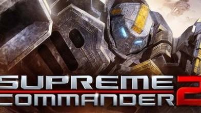 Европейская дата релиза Supreme Commander 2