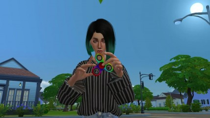 "The Sims 0 ""Спиннер"""