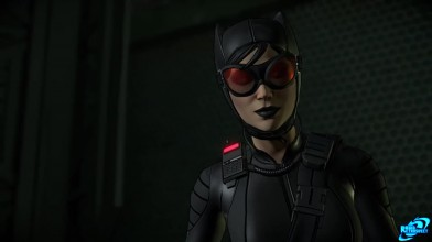 BATMAN - The Telltale Series Episode 3 Драка с Женщиной Котом