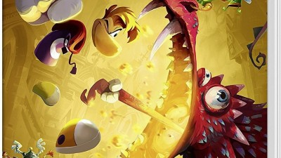 Rayman Legends выйдет для Nintendo Switch 12 сентября