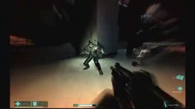 "F.E.A.R. Perseus Mandate ""Shoot-em-up Gameplay"""