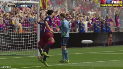 "FIFA 16 ""Goal Compilation (№1)"""
