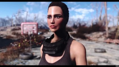 Fallout 4 Майки и топики / Eli's Sleeveless Outfits (VANILLA and CBBE)