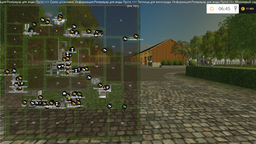 Скачать карту unna 2015 farming simulator 2015