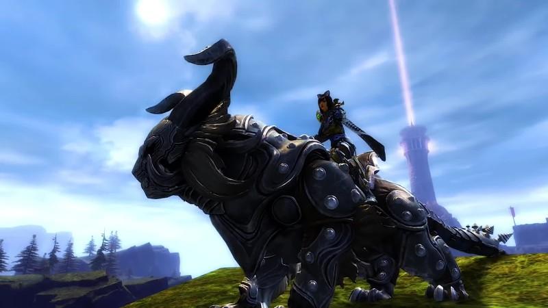 Guild Wars 2 - Новое ездовое животное