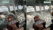 Skyrim - Сравнение PC Original vs. Special Edition Remaster (Candyland)
