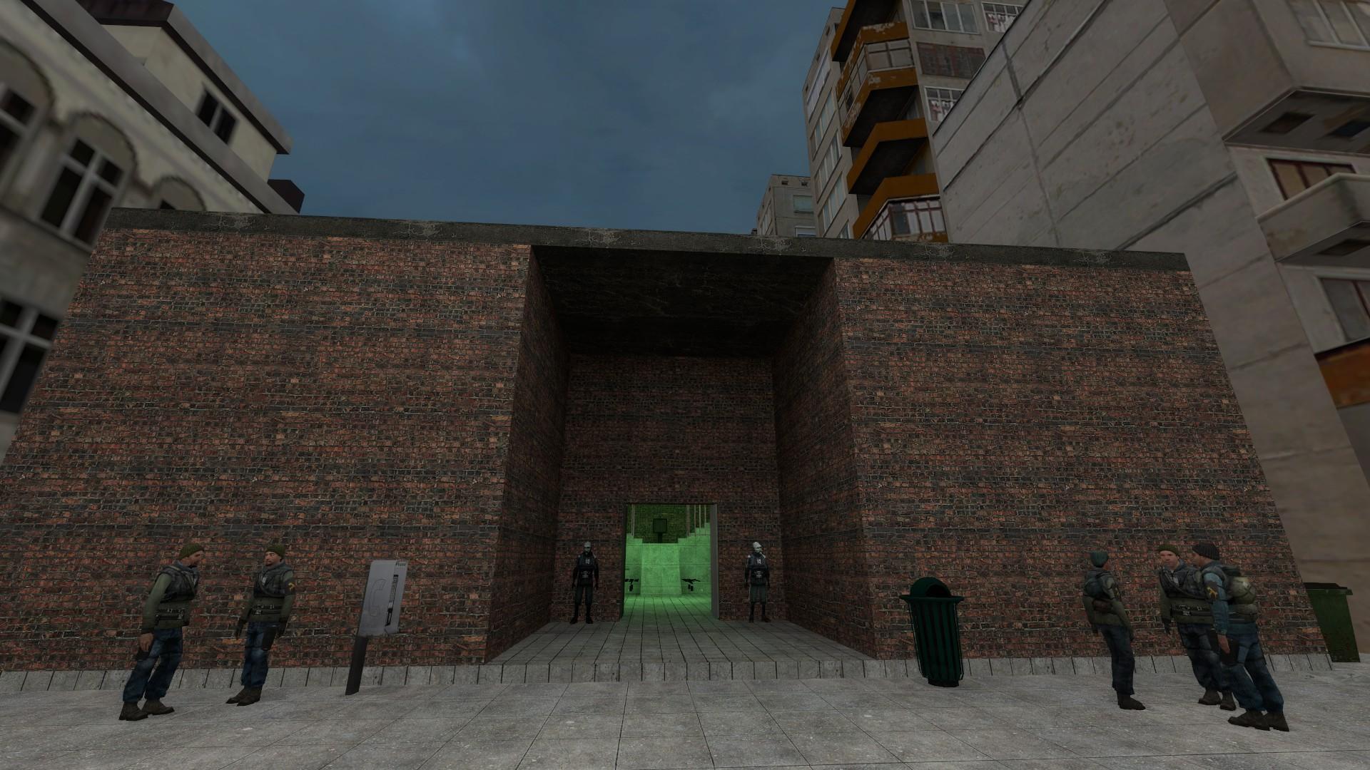 Модмейкер создаёт игру по фильму 'Матрица' на базе Half-Life 2, уже доступна демо-версия