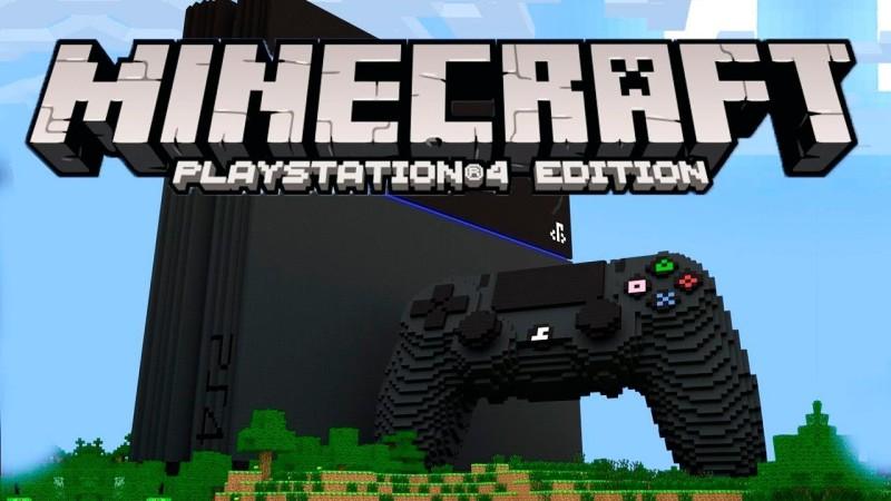 Пользователи Minecraft на PS3 и Vita могут перенести свои миры на PS4 до 15 апреля