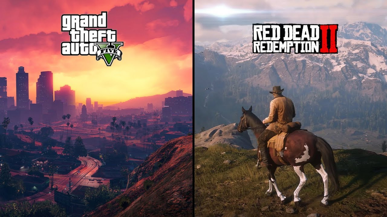Продано 31 миллион копий Red Dead Redemption 2; Grand Theft Auto V - 130 миллионов