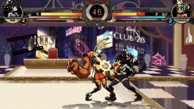 "Skullgirls Encore ""Filia Trailer"""