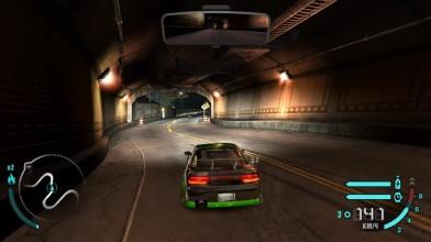 """Поездка по трассе """"Lookout Point"""" в ущелье на """"Ниссане 240SX"""" в """"Need for Speed: Carbon"""""""