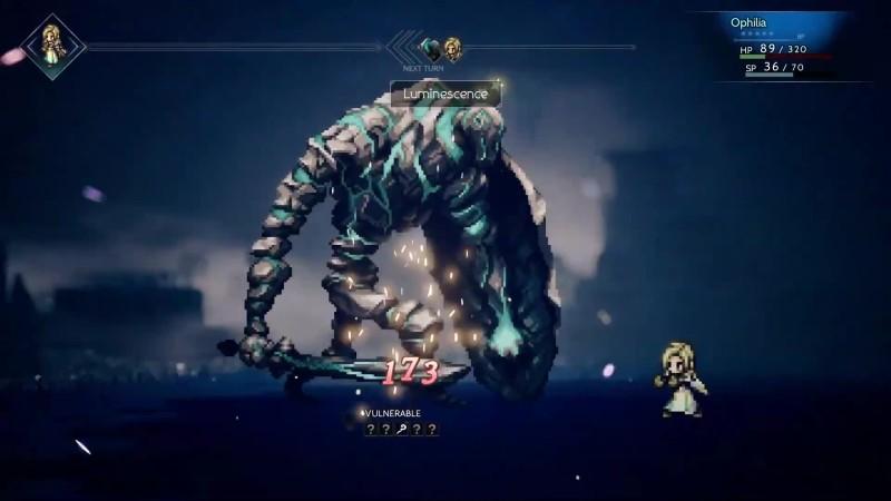 Официальный трейлер Octopath Traveler на ПК