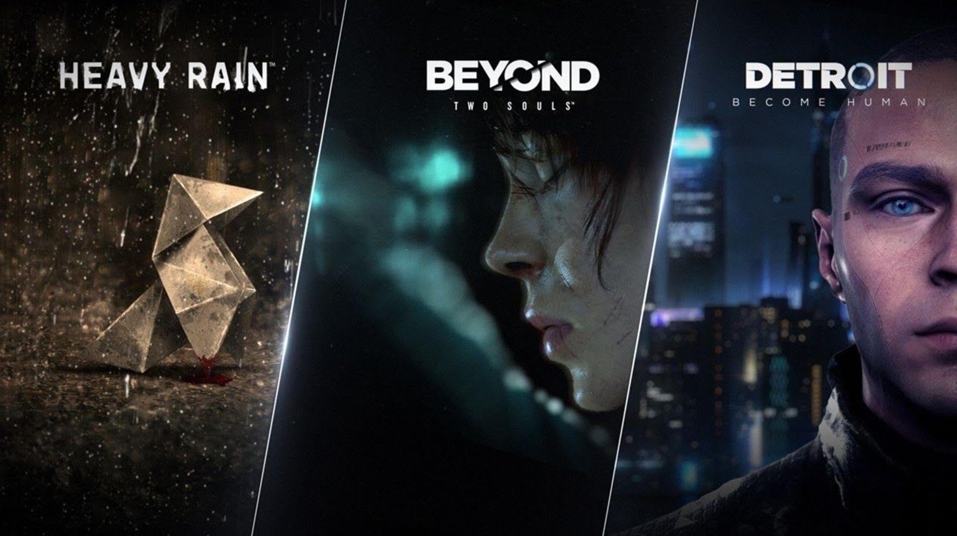 Похоже, игры Quantic Dream выйдут в Steam без Denuvo