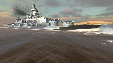 World of Warships Blitz - Линкор Scharnhorst