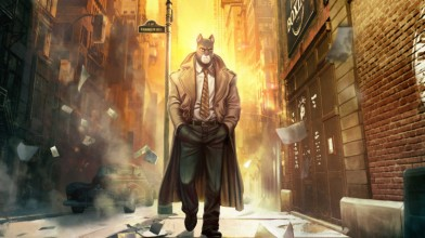 Blacksad: Under the Skin будет переведена на русский язык