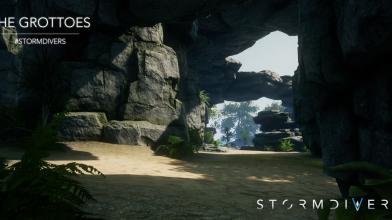 Новый геймплейный трейлер Stormdivers