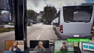 Bus Simulator 18 - Трейлер мультиплеера