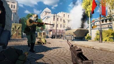 Кооперативный шутер RAID: World War II вышел на PS4