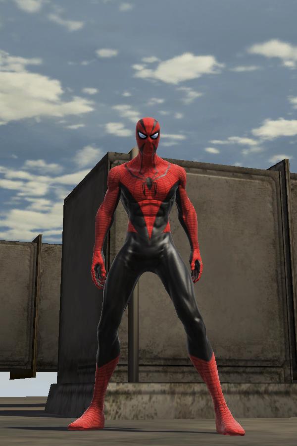 моды для Spider Man Web Of Shadows скачать - фото 8