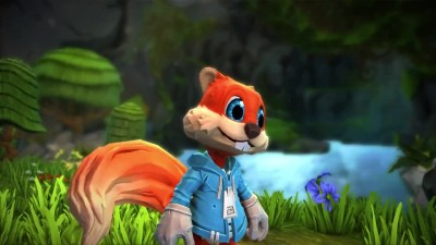 "Project Spark ""Трейлер «Conker»"""