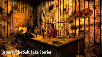 Мод для Fallout New Vegas - Salt Lake Stories / Истории Солт-Лэйк