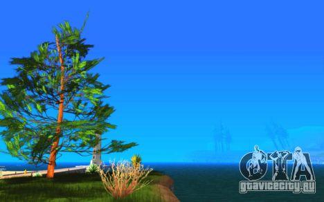 Summer Colormod для GTA San Andreas