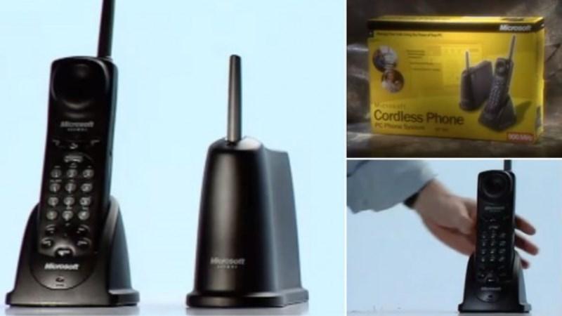 Microsoft Cordless Phone System