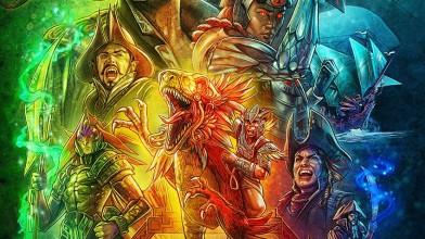 """Пираты, динозавры, вампиры и мерфолки - новый выпуск """"Иксалан"""" для Magic: The Gathering уже в продаже"""